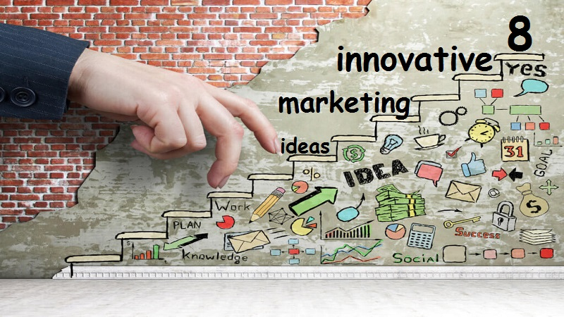 8 innovative marketing ideas to grow your business online solutioingenieria Images
