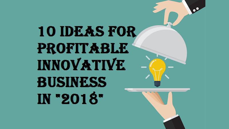 profitable innovative business