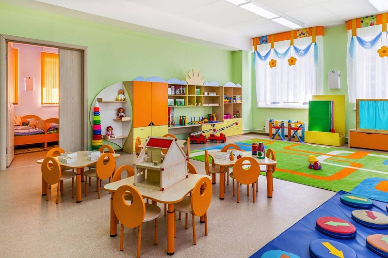 childcare business at home