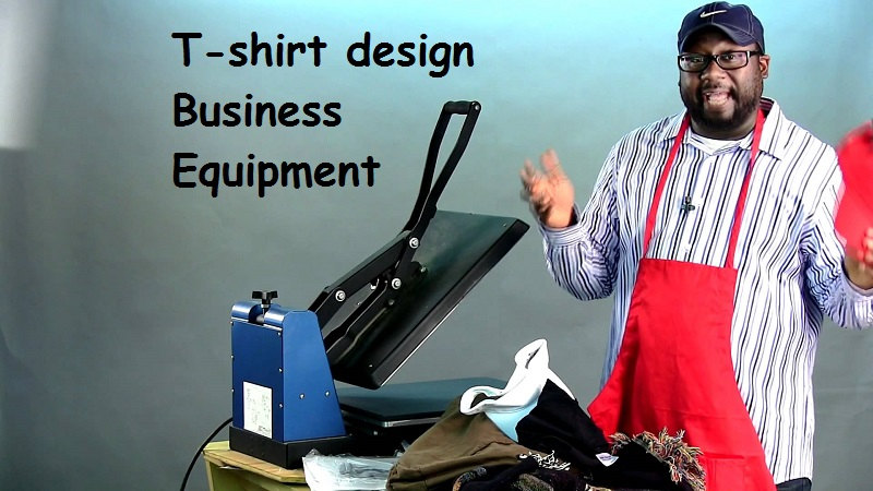 T-SHIRT DESIGN BUSINESS