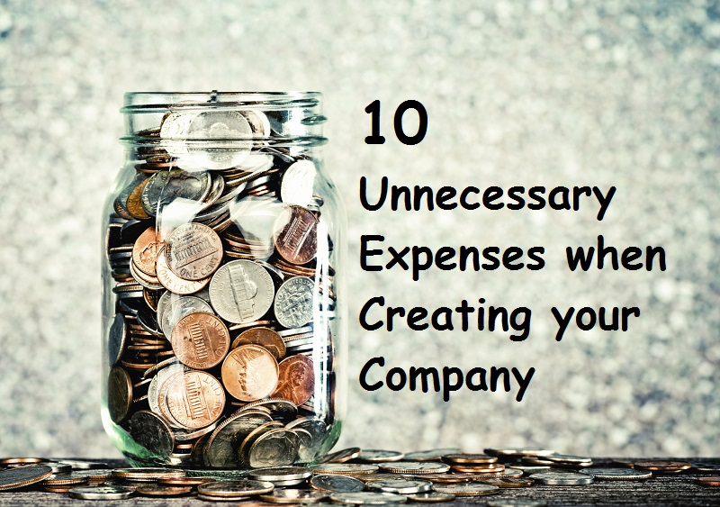 unnecessary expenses